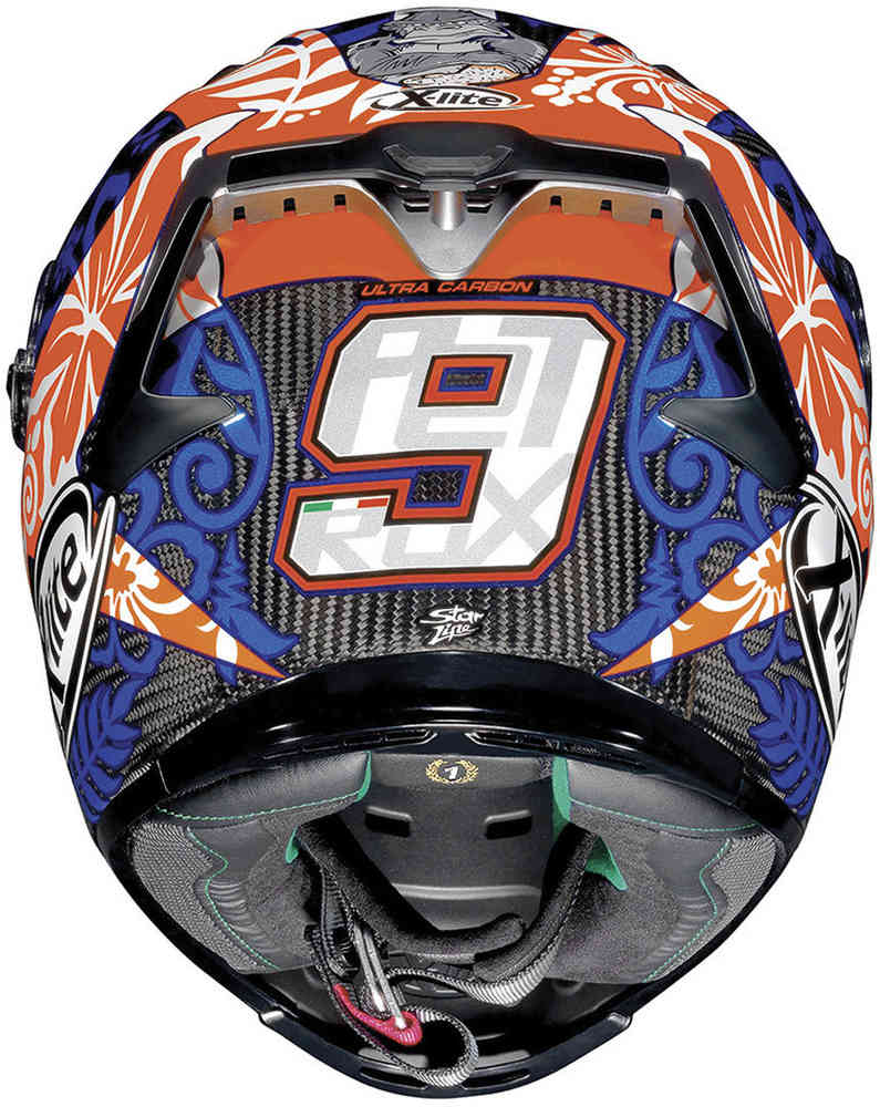 Nolan X-lite X Lite X 803 Full Face Ultra Carbon Replica Helmet Innotesco Pty Ltd