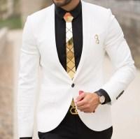 How To Style A Gold Tie | Hextie Blog  HEX TIE