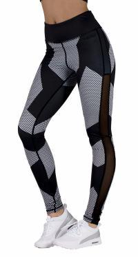 Womens Leggings - Nero Apparel