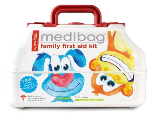 Medium Of Baby First Aid Kit