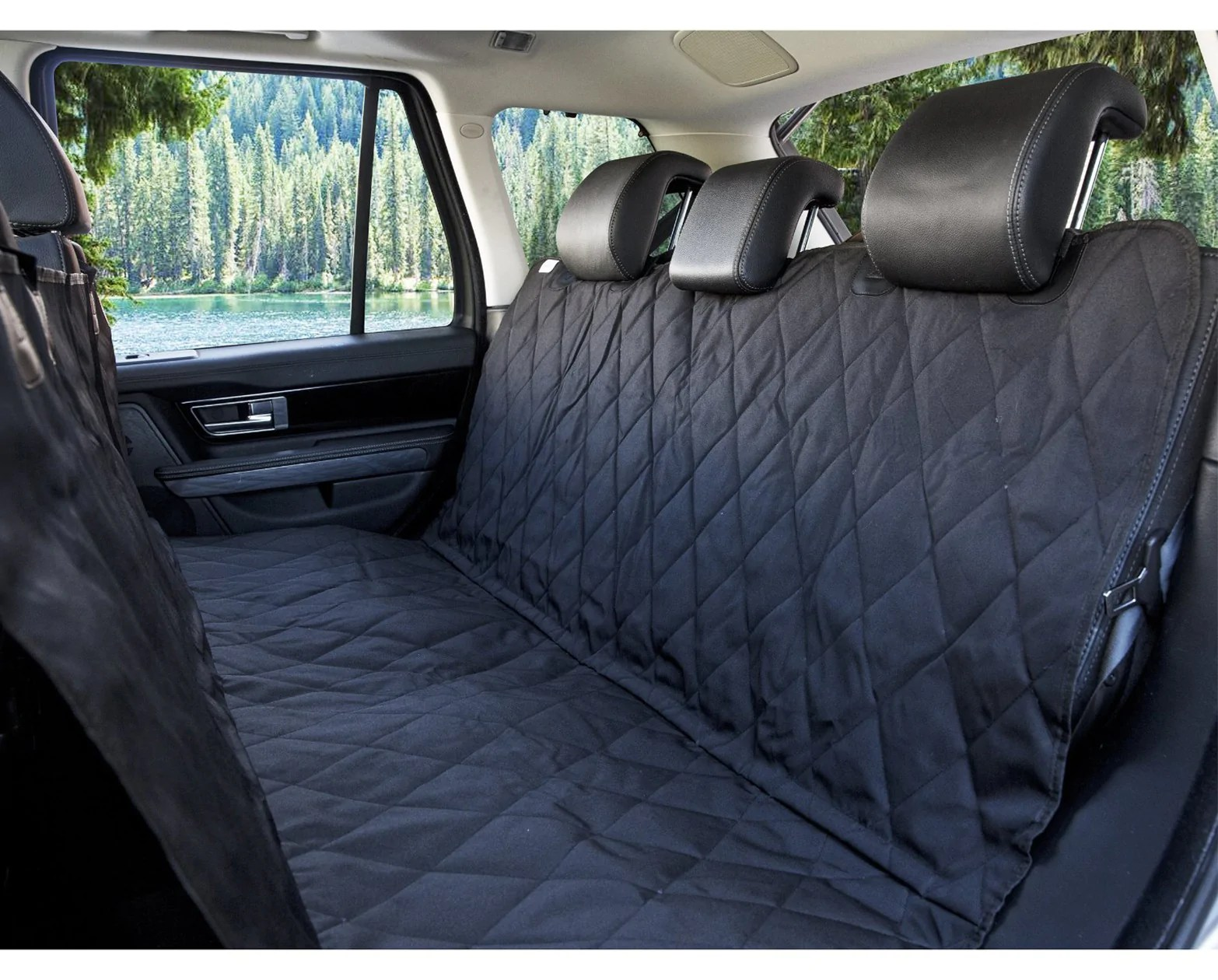 Where Can I Find Seat Covers Pupprotector Back Seat Dog Car Cover
