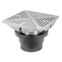 Zurn Zxn211 8y P Non Membrane Floor Drain W Heavy Duty 8