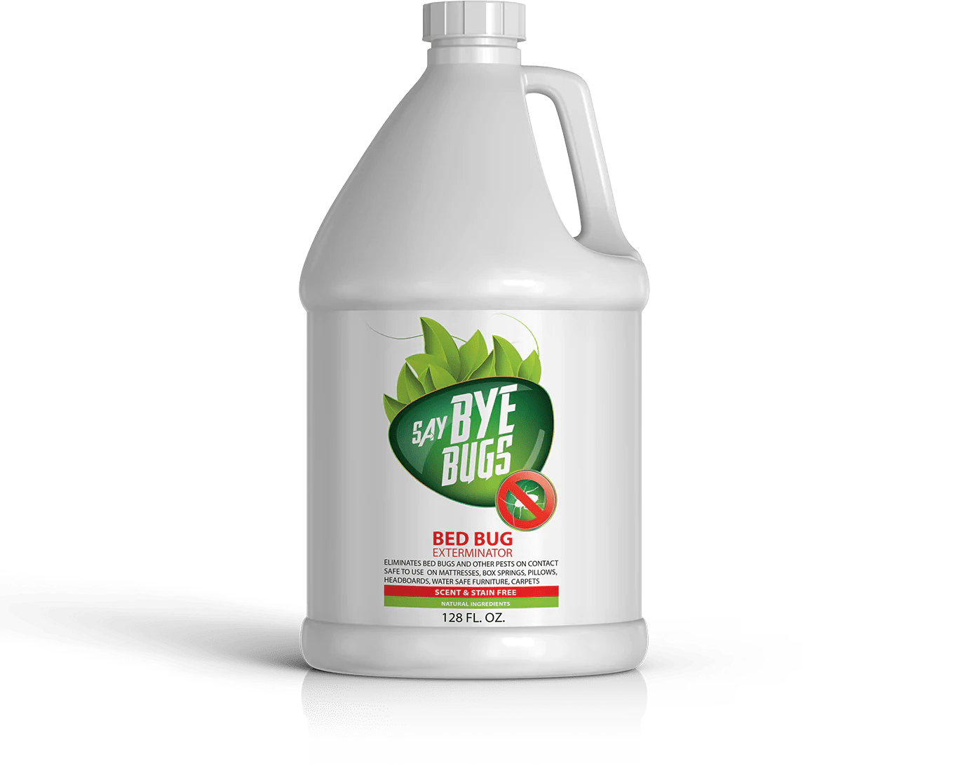 Sprays For Bed Bugs Saybyebugs Bed Bug Extermination Spray 1 Gallon New Formula