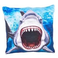 Shark Plush Pillow  Fun Rooms For Kids