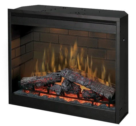 Dimplex Df3015 30quot Self Trimming Electric Firebox