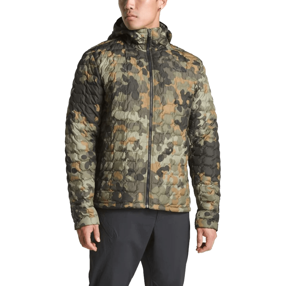 Under Armour Camo Hoodie Mens The North Face Men 39;s Thermoball Hoodie Camo Print Play