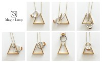 necklace with ring holder images