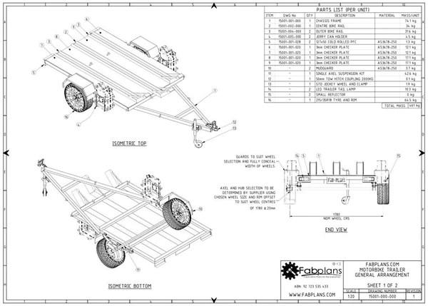 build trailer ramp diagram