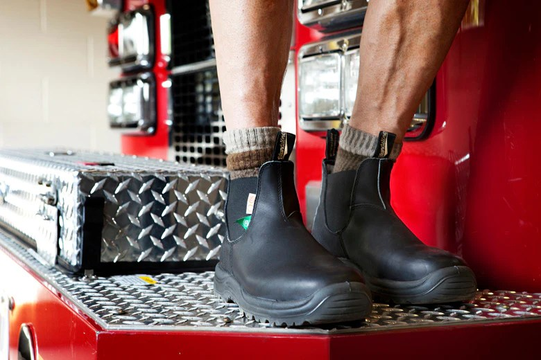 Wholesale Company Service Firefighters Station Boot – Blundstone Canada