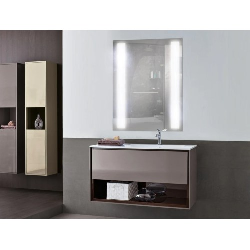 Medium Crop Of Lighted Bathroom Mirror