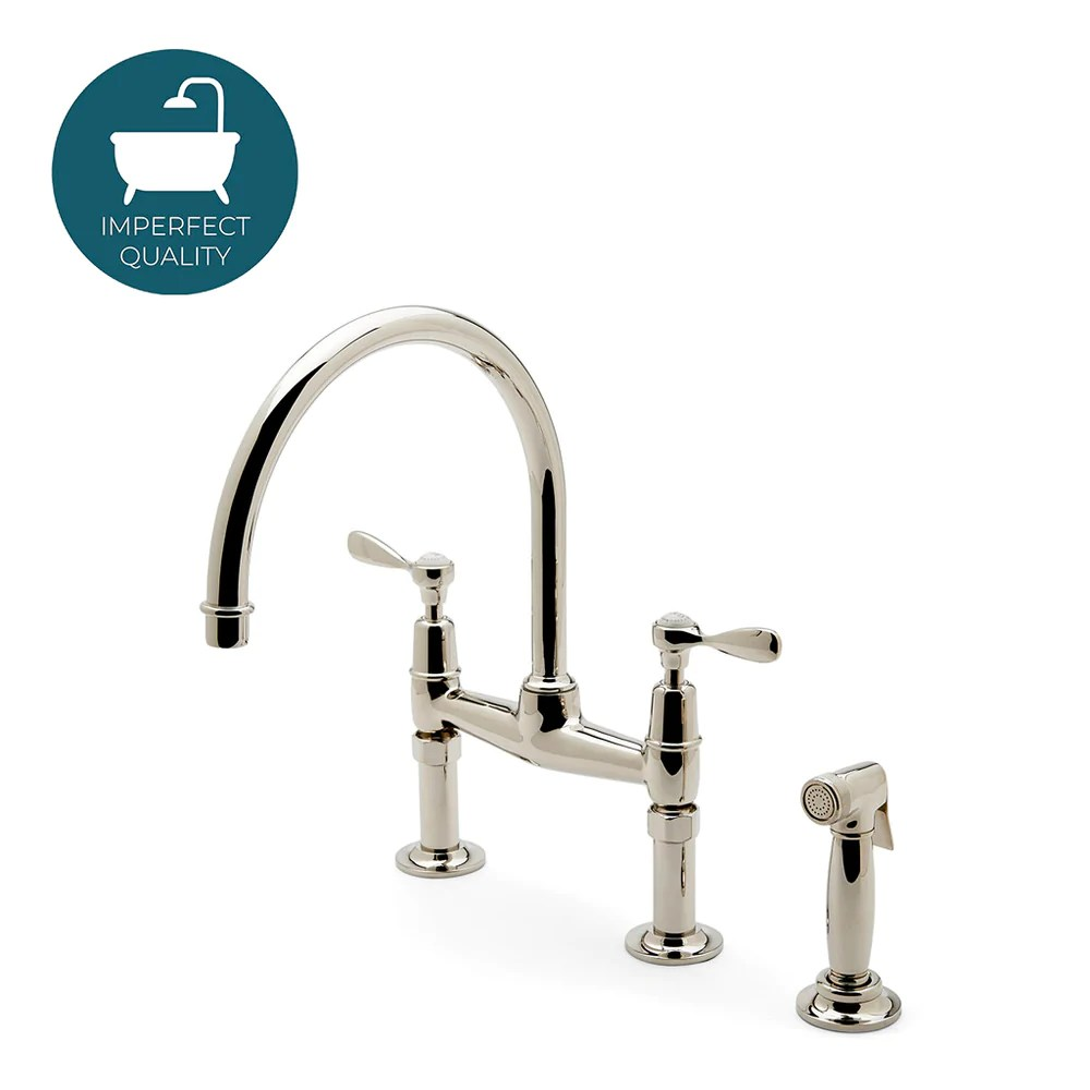 Waterworks Kitchen Faucets High End Luxury Kitchen Faucets On Sale
