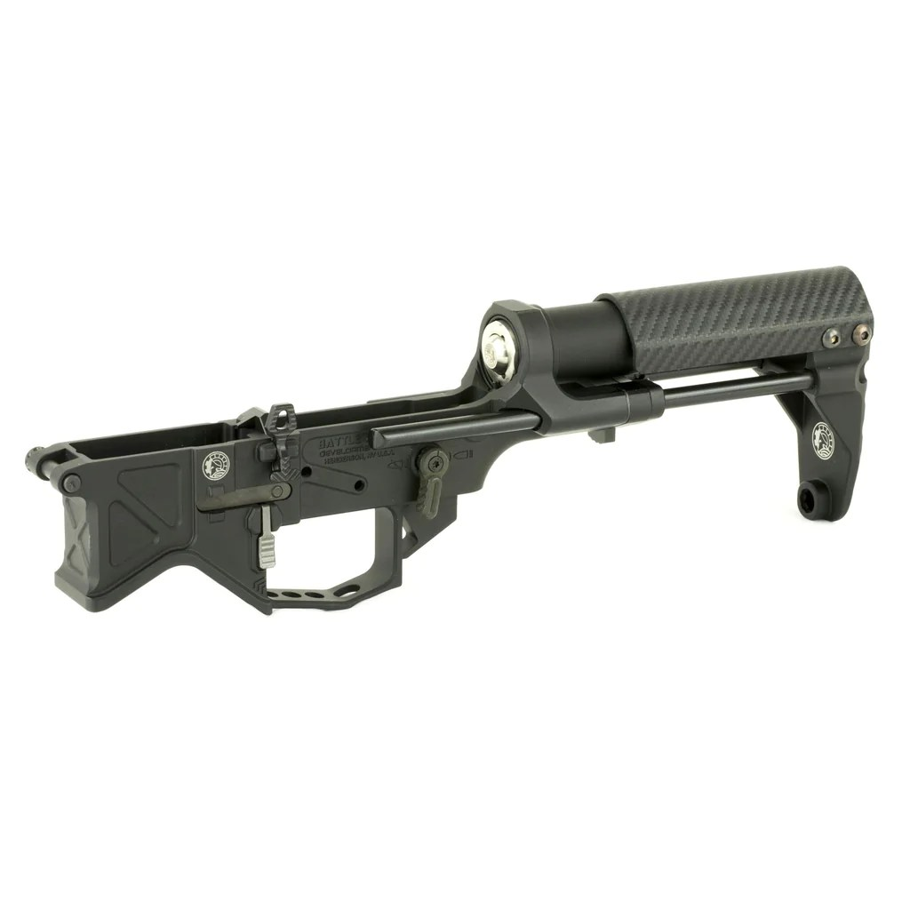 Compact Bad Bad Pdw Lower Rcvr And Pdw Stock