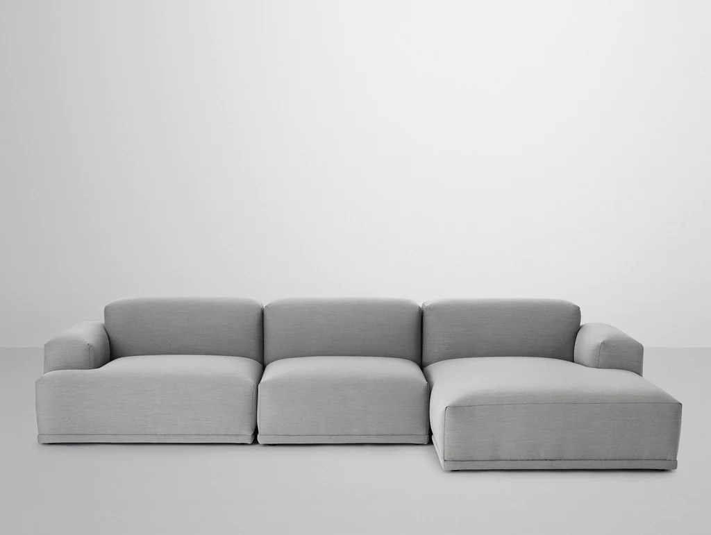 Sofa Module Connect Modular Sofa By Muuto