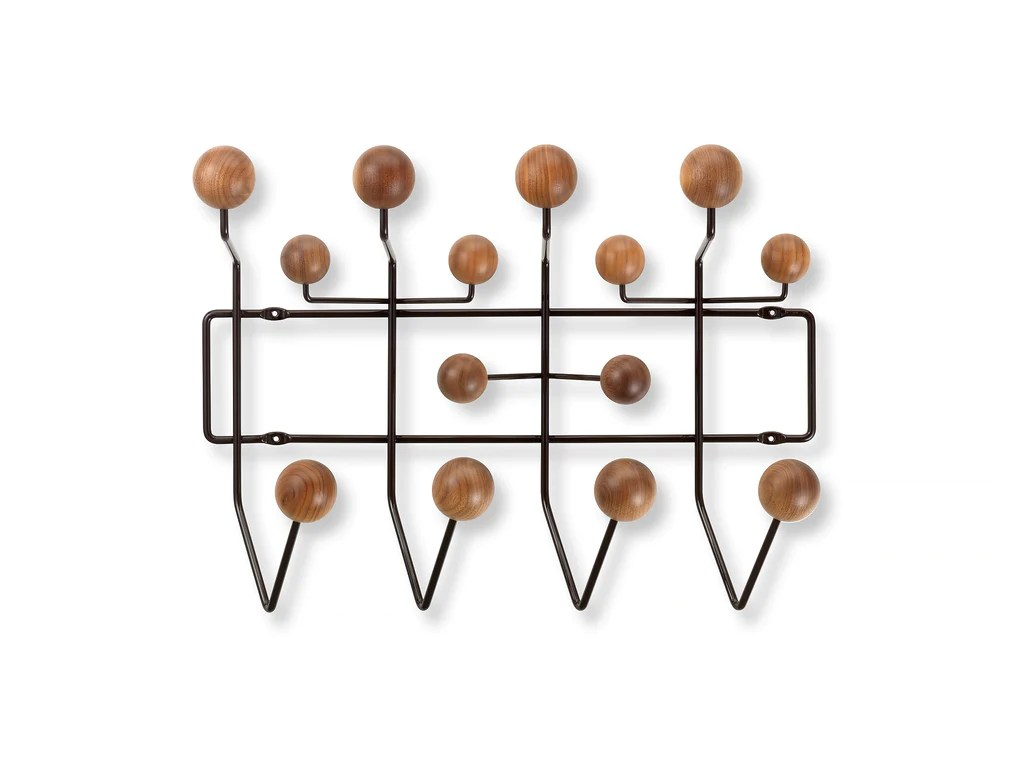 Eames Hang It All Coat Rack By Vitra Really Well Made