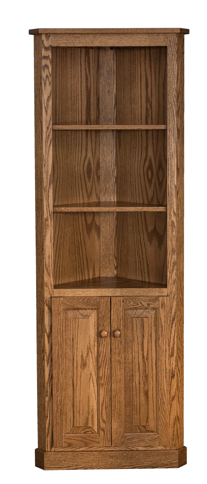Fullsize Of Bookcase With Doors