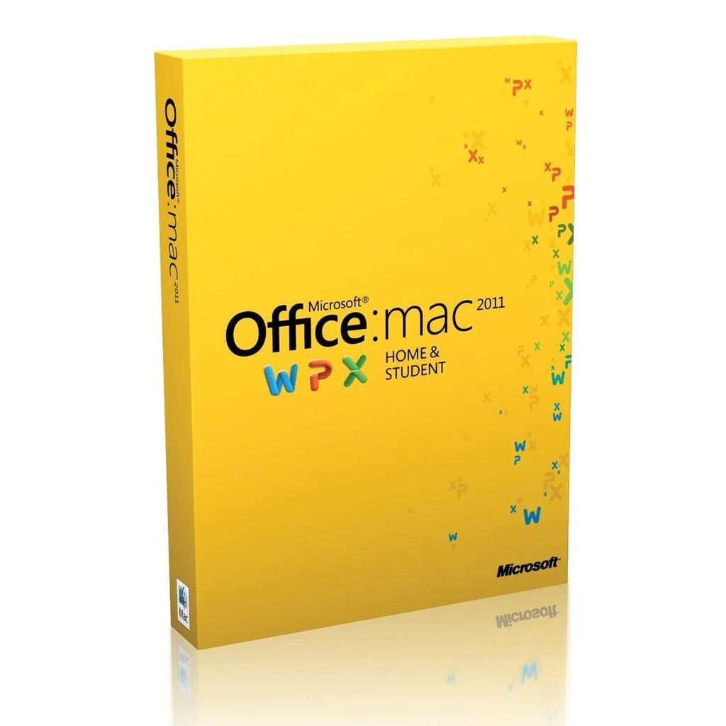 Office Mac 2011 Product Key Office Mac Home Student 2011 Key Card 1pc 1user