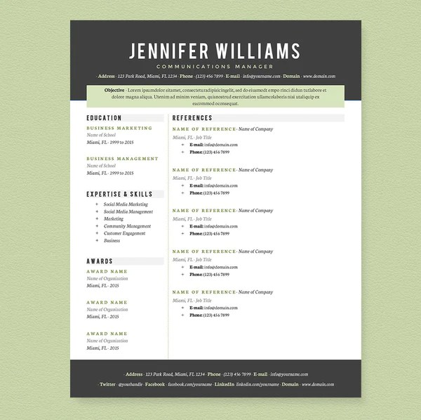 professional creative resume - Vatozatozdevelopment - professional it resume format