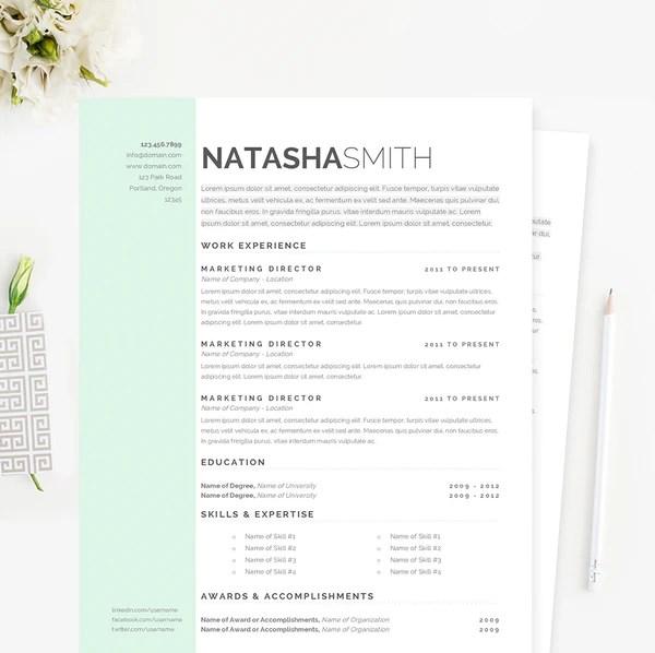marketing resume template - Romeolandinez - resume template marketing