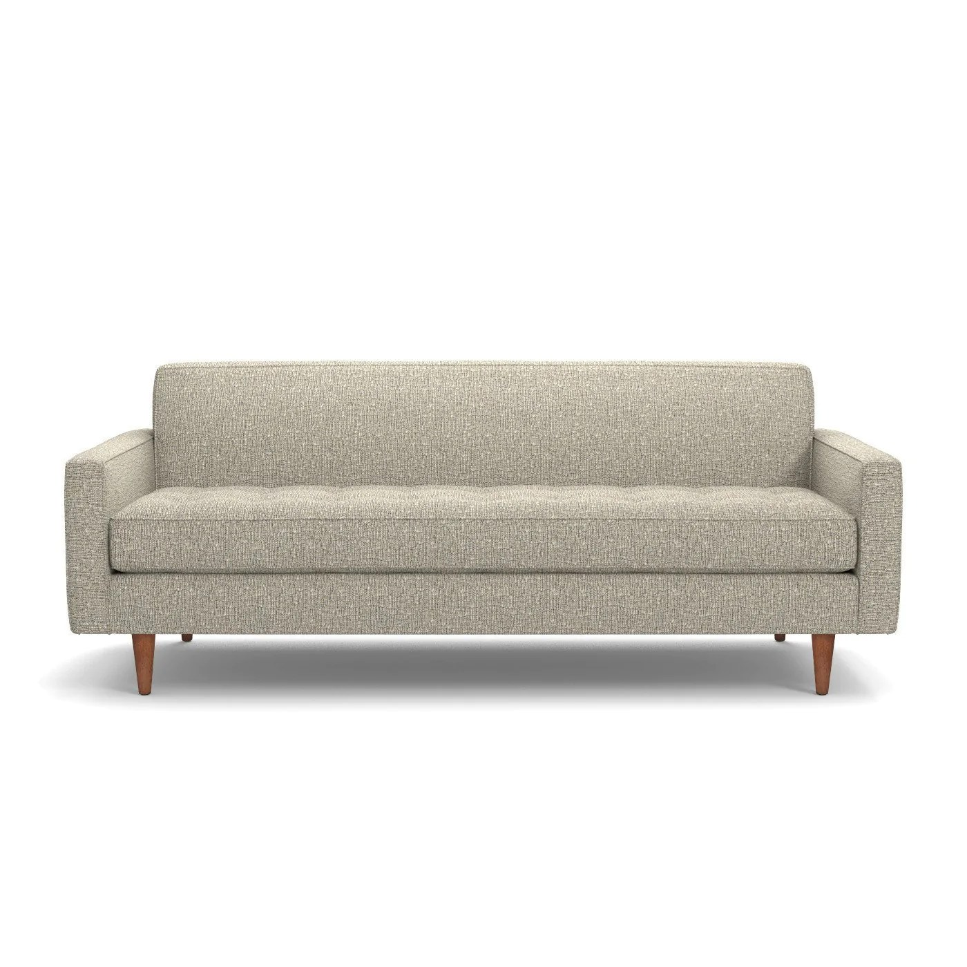 Sofa Open Box Monroe Sofa In Straw Clearance