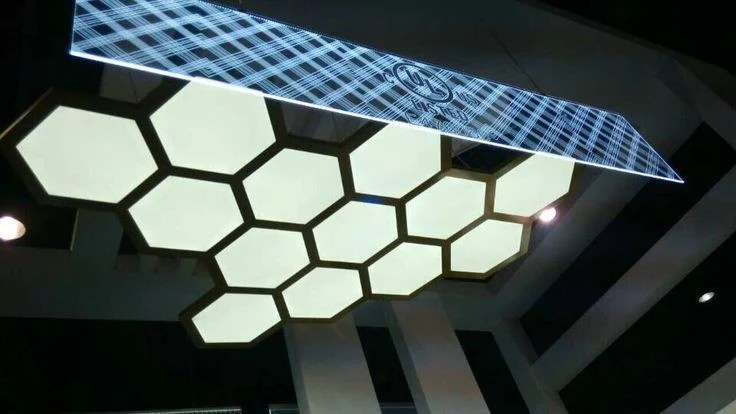 Led Home Lighting Business Architectural General Illumination - Custom Led Light