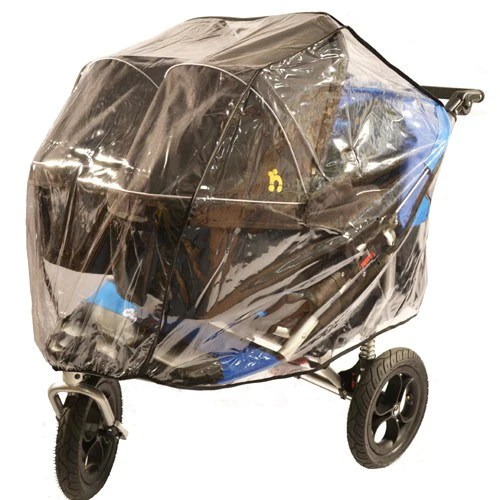 Double Buggy Joolz Out N About Nipper Double Carrycot Xl Raincover – Just