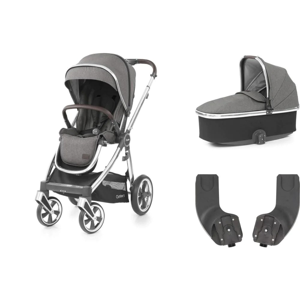 Egg Quail Stroller Bundle Babystyle Oyster 3 Pushchair In Mercury – Just Another Baby