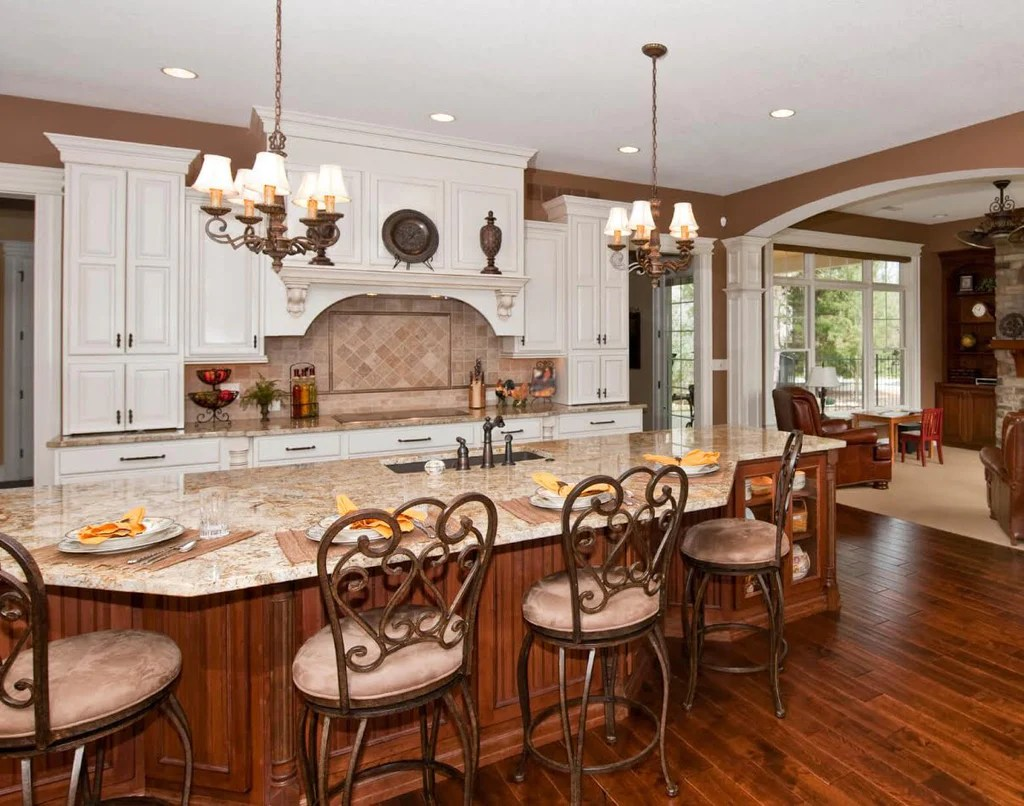 Kitchen Counter And Stools 5 Tips On Planning A Kitchen Island The Original Granite Bracket