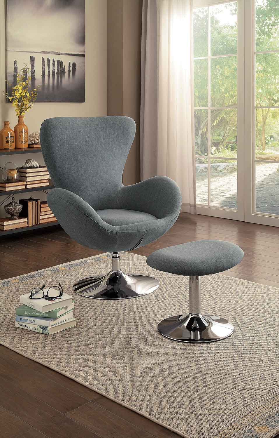 Fauteuil Inclinable Design Fauteuil Inclinable Gris