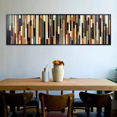 Medium Crop Of Reclaimed Wood Wall Art