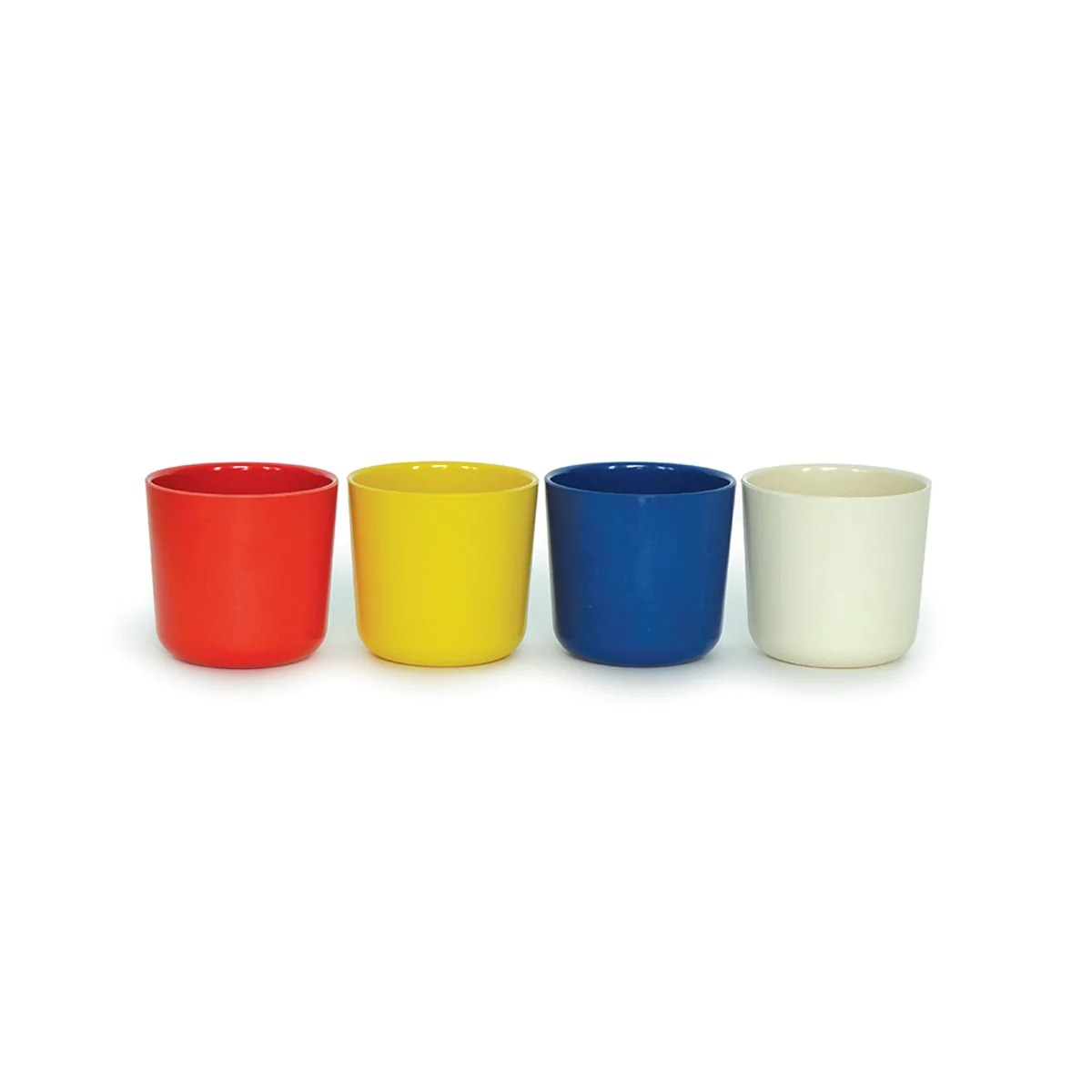 Becher Weiß Ekobo Kinder Becher Set