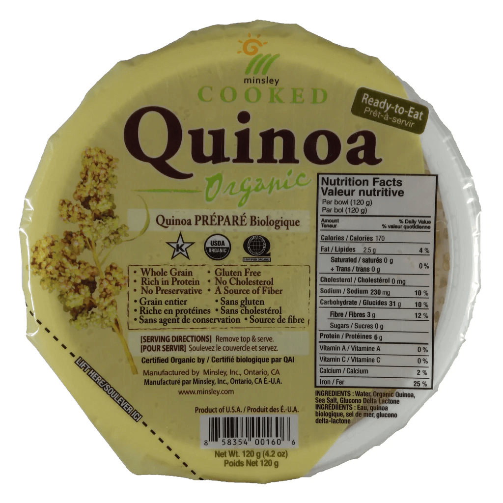 Cucina And Amore Quinoa Review Minsley Grain Bowls Single Serving Bowl