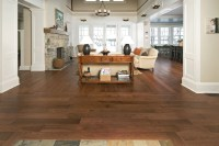 Hickory Virginia Distressed Flooring  Gaylord Hardwood ...