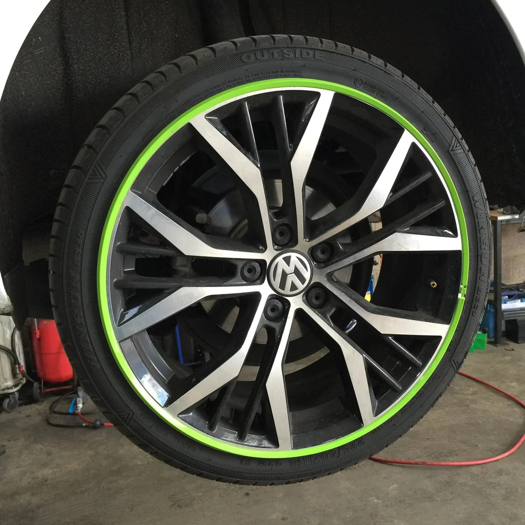 Gator Garage Wheel Protector Gardx Alloy Wheel Protection Alloygator Vehicle Solutions