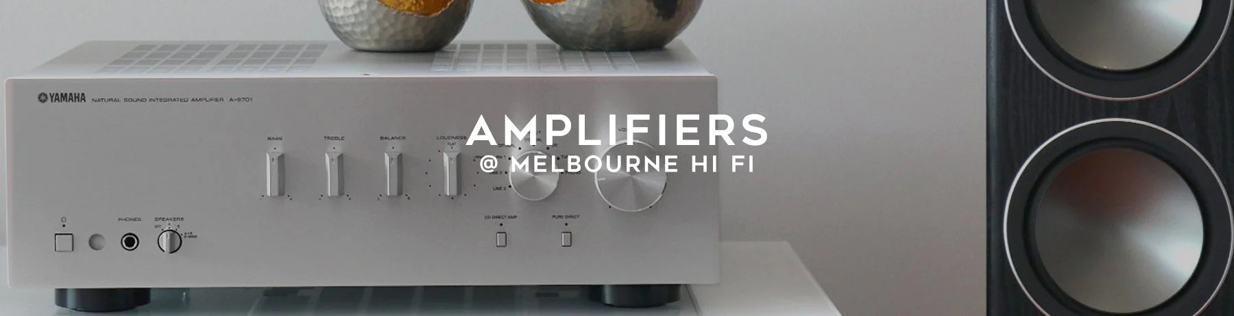 Hifi Shop 24 Amplifiers Melbourne Hi Fi Audio Specialists