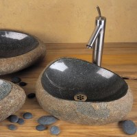 Granite, Marble, & Onyx Stone Vessel Sinks  Stone Forest