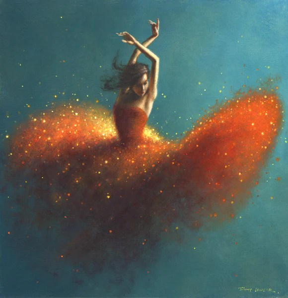 Thinking Girl Wallpaper Facing The Music 169 Sold Jimmy Lawlor