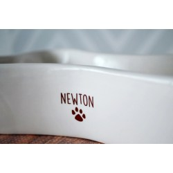 Small Crop Of Personalized Dog Bowls