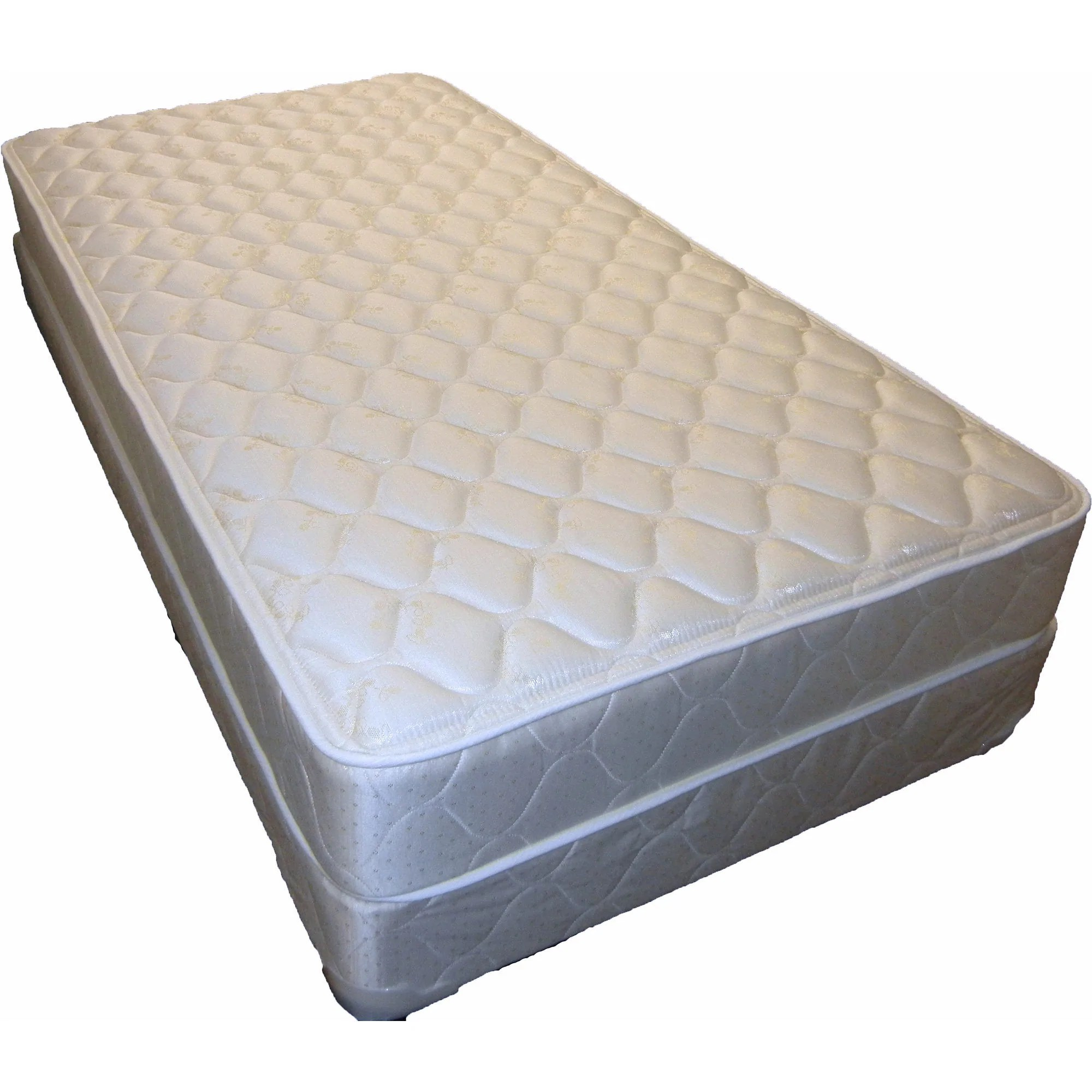 Cheap Twin Mattress And Box Springs Reliable One Sided Twin Mattress Set