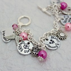 Small Crop Of Custom Charm Bracelets