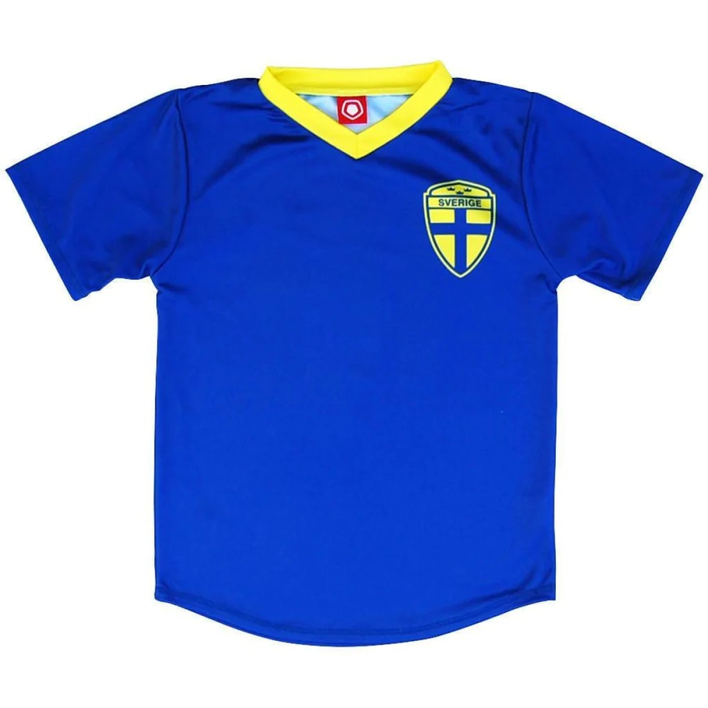 Retro Jerseys Sweden 10 Retro Soccer Jersey