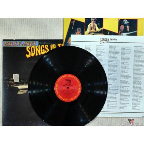 Outstanding Attic Vinyl Original Pressing Voluptuousvinyl Records Billy Joel Songs Billy Joel Songs Attic Vinyl Original Pressing Billy Joel Attila Album Cover Billy Joel Album Covers Stranger