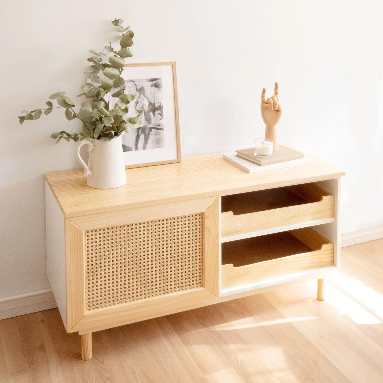 Muebles Auxiliares Para Comedor | Muebles Modulares De Colores ...