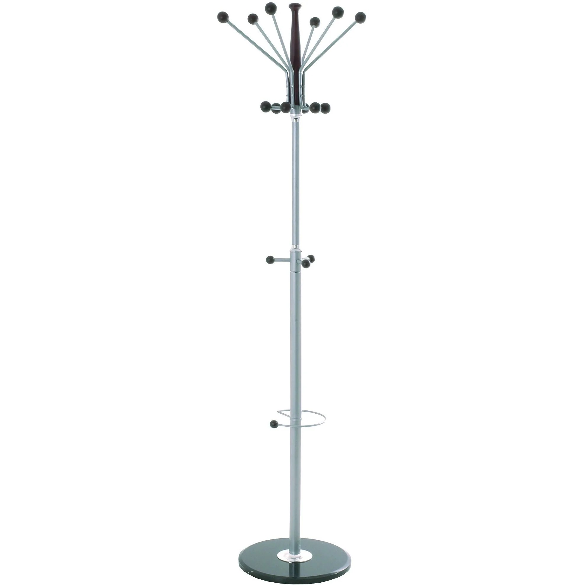 Freedom Coat Stand Marble Base Hall Tree Coat Stand Hat Rack Albor Percy