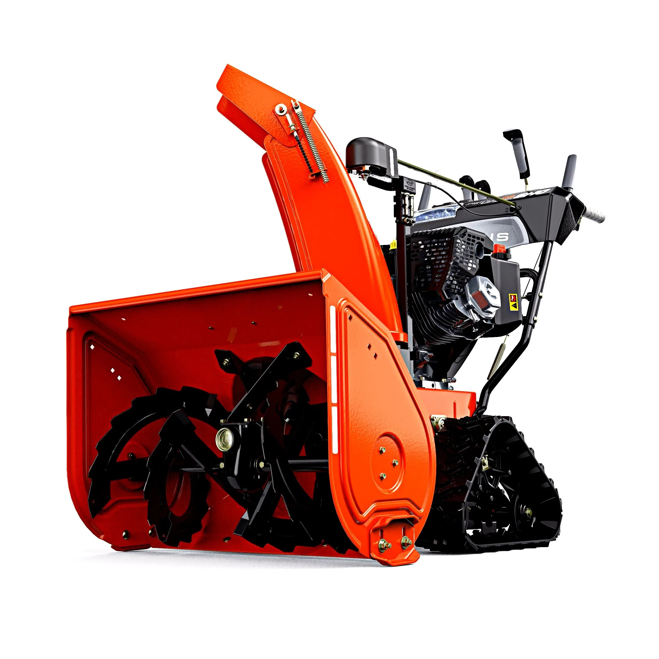 Ariens Platinum Track 28 Sho 28 369cc Two Stage Snow Blower Mowtown Waldo Implement Inc - Ariens Snow Thrower