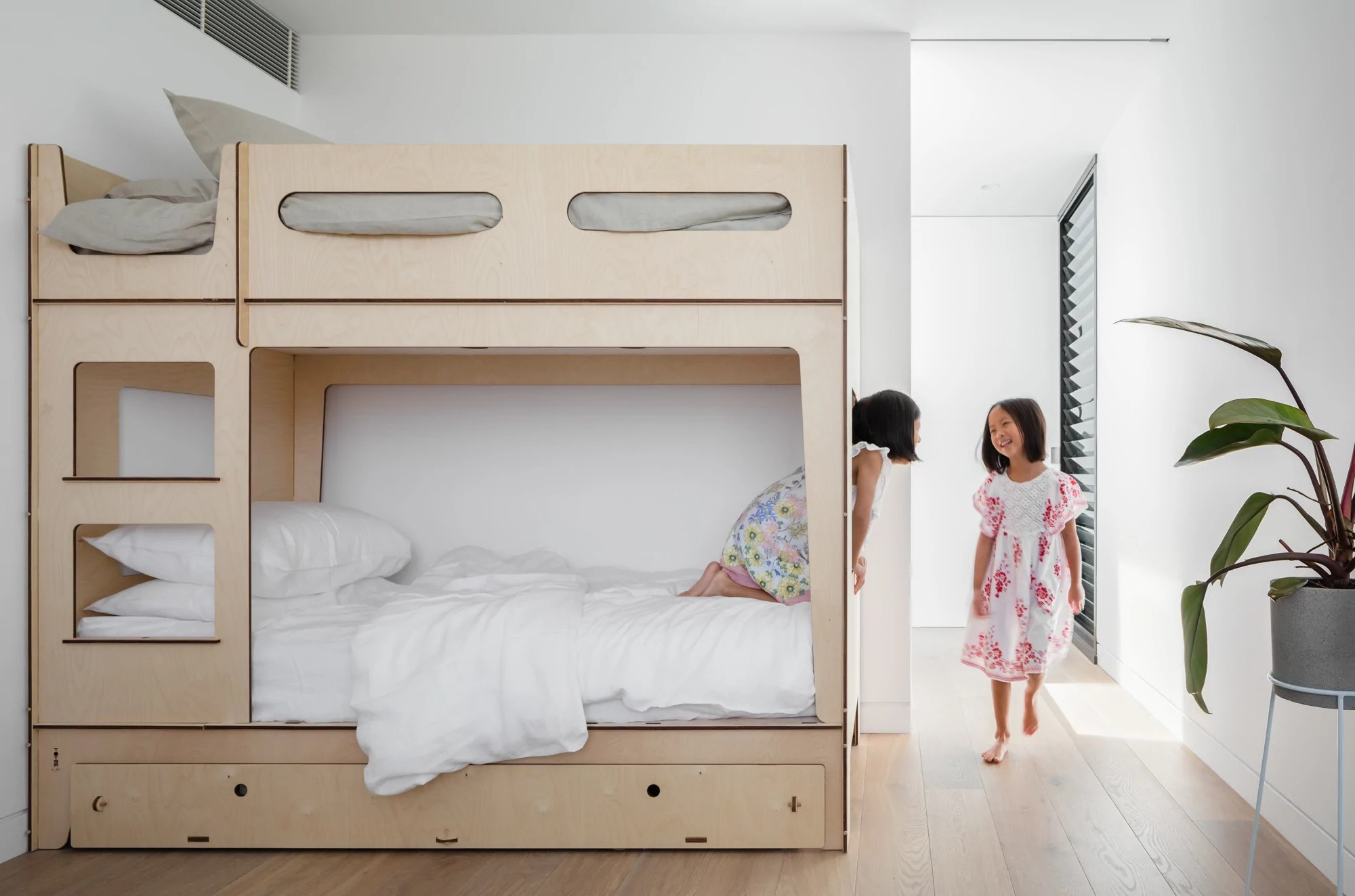 Furniture Storage Sydney Bronte Residence Minimalist Furniture And Modern Bedroom Storage