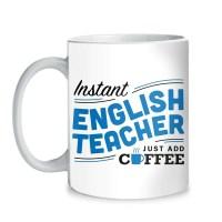 English - Instant Mug | Keep It School