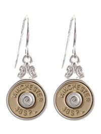 Winchester Bullet Earrings  Streets of Orleans