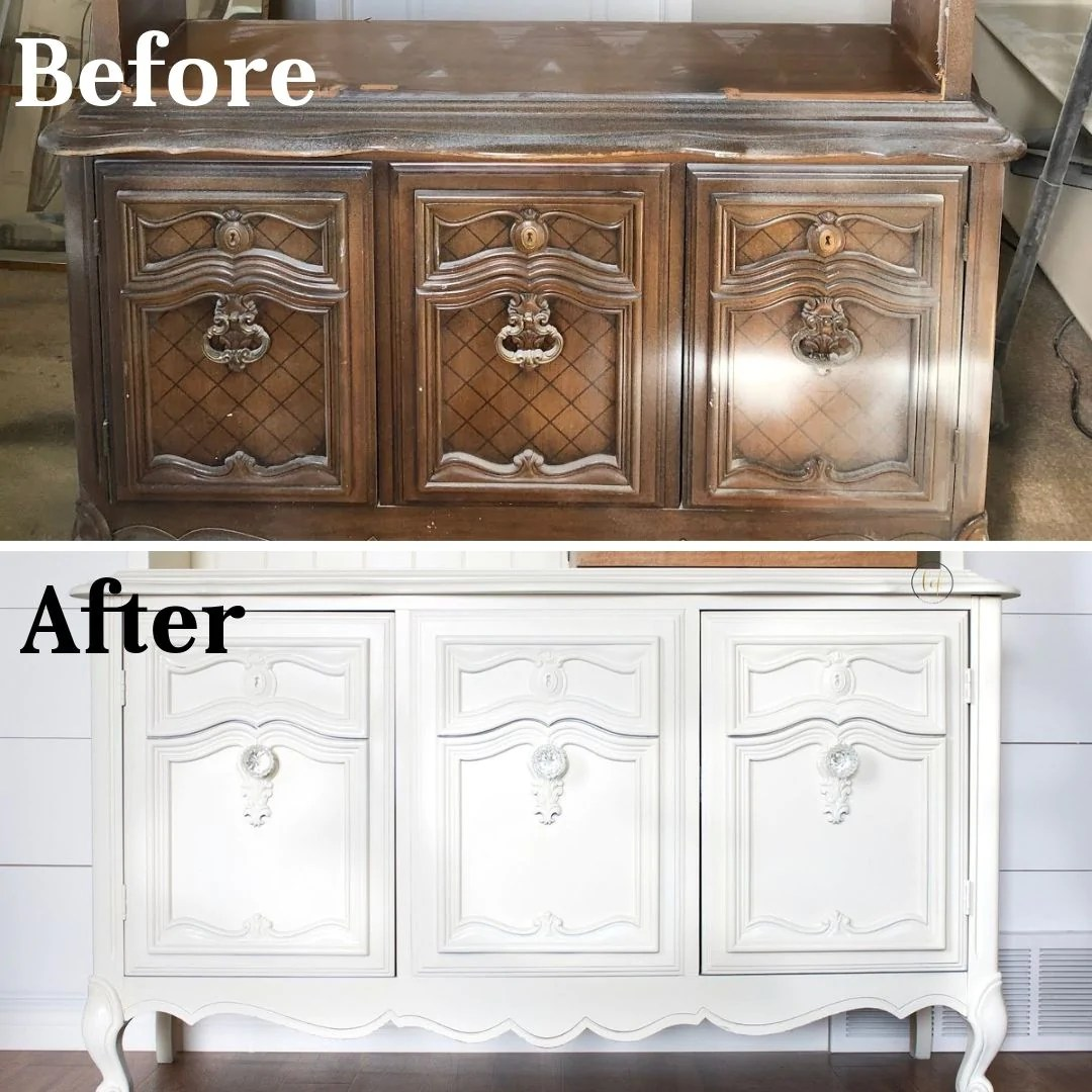 How To Paint Furniture An Instruction Guide For Beginners Country Chic Paint