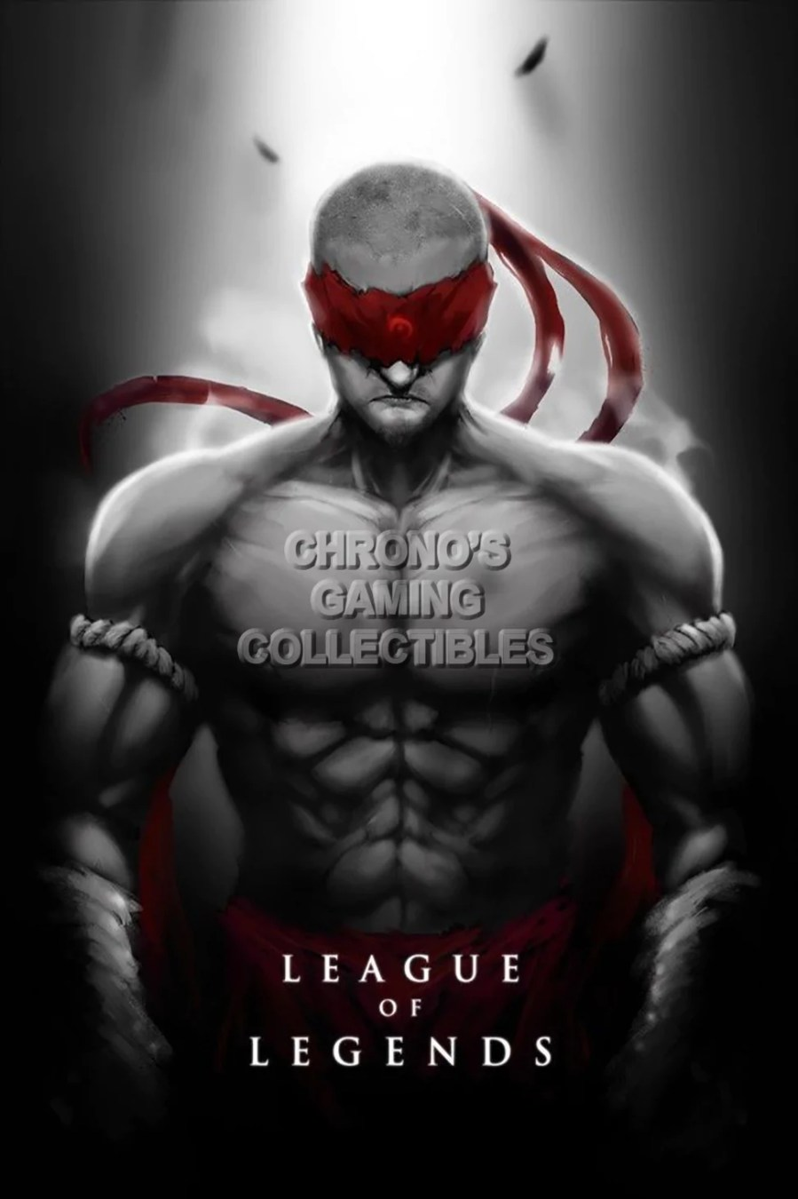 CGC Huge Poster - League of Legends (LOL) Lee Sin - LOLA008