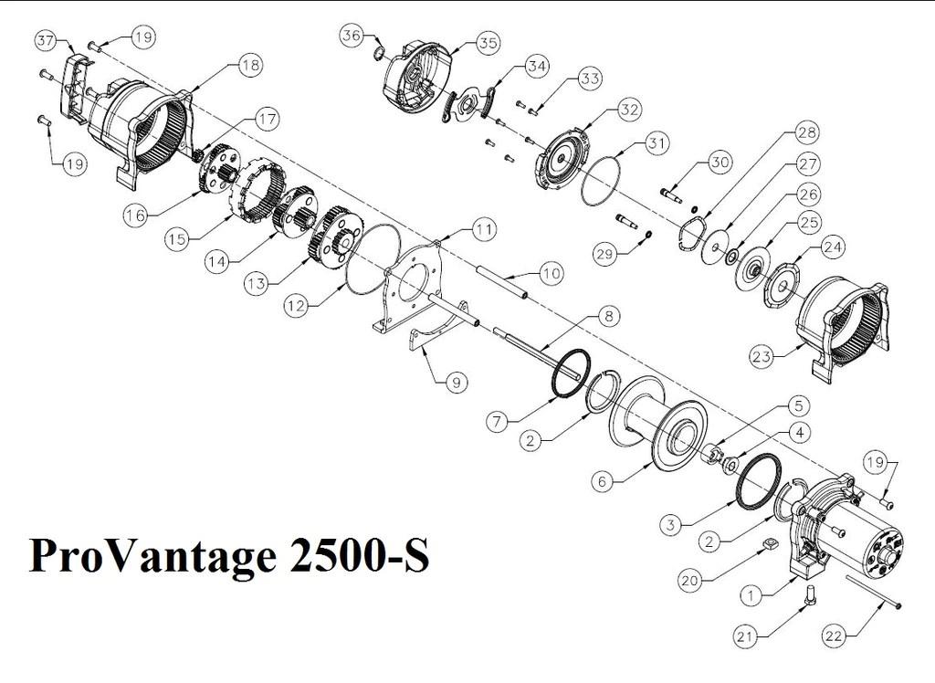 warn 2500 atv winch wiring diagram 2500 warn winch wiring